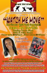 Dance Competition Promo Flyer 1
