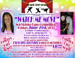 Dance Competition Promo Flyer 2