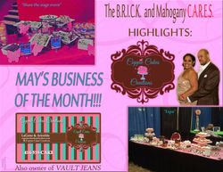 May's Business of the Month flyer 1