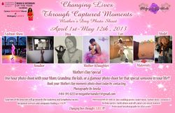 Mother's Day Photo Shoot Promo Flyer 3