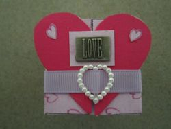 Mementoes In Time Heart Box