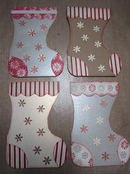 Christmas Stocking Cards