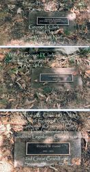 George Ironside Clark grave