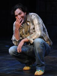"""Stafford Grinning -  """"Hamlet"""""""