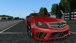 MersedesBenZ AMG C63 Coupe Black Series