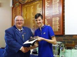 Whitbread Shoreline Trophy