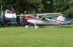 Tom and Mike's Cessna 170