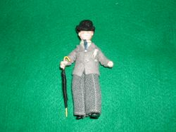 Colonel Edward Smyth - with umbrella and bowler hat!