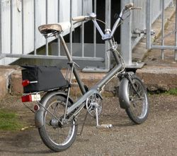 Raleigh Compact
