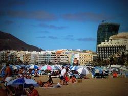 Playa De Los Canteras