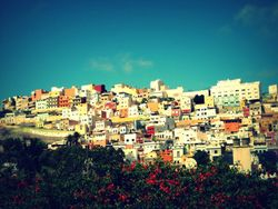 diiiivniiii Las Palmas...