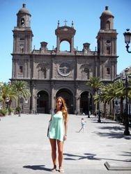 Las Palmas, katedrala Santa Ana..