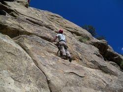 Rock Climbing, No Problem!