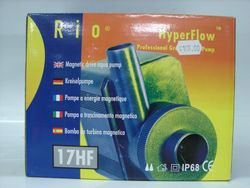Water Pump Rio Hyperflow 17HF