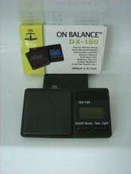 Scales c/w Calculator cover
