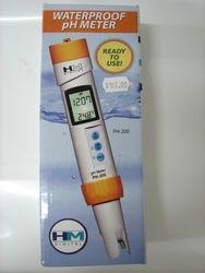 HM Digital PH Waterproof Meter