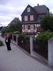Obliznje selo nadomak aerodroma