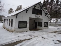 Town of Long Lake garage