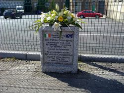 Martin & Peter Corrigan Memorial