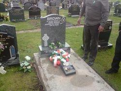 Jimmys Grave 2010
