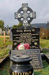 Patrick Sullivans Grave