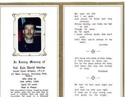 Memory Card Eoin Morley