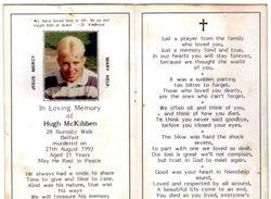 Hugh's Memory Card