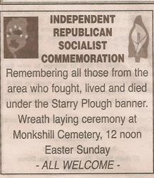 Easter advert 2010