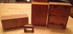 Various Cupboards