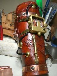 My First Steampunk bracer