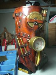 Steampunk Tool Bracer
