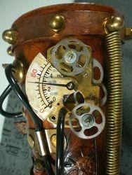 Steampunk Clockwork Bracer