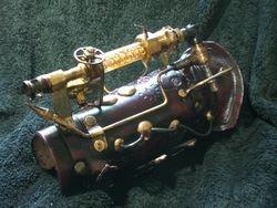 Chaotica Steampunk Gun Bracer