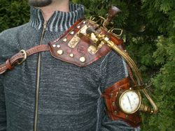 Steampunk Medical Device arm