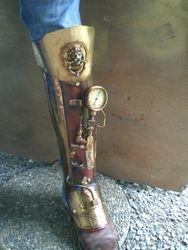 Emporers Half Leg