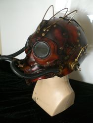 Insectoid Helmet