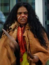 Inaguracion Conferencia Indigena Brisban 2014