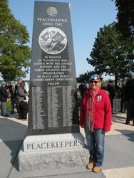Veteran Shelly Claus, MNOVC Women's Representative