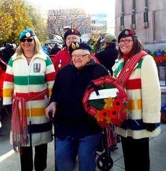 4 MNO Veterans in Windsor