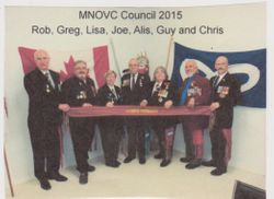 MNOVC Council 2015