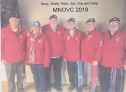 MNOVC Council 2018 and 2019