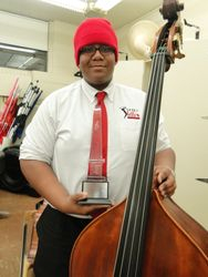Chris wins Superior Musicianship award