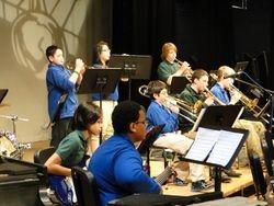 IMS Jazz Ensemble at JazzFest 2013