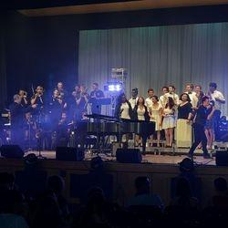 Jazz Ensemble and Jazz Choir