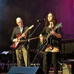 Maisha Seraj & Mr. Maher perform