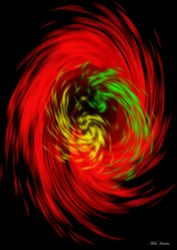 Colour Blackhole