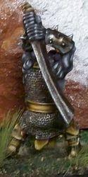 Black Orc Hero Reaper Dark Heaven: Legends