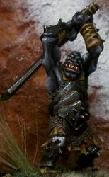 Black Orc Hero