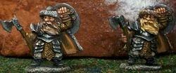 Dwarven Warriors  Reaper Dark Heaven: Legends
