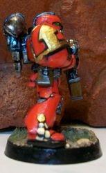 Blood Angels Space Marines